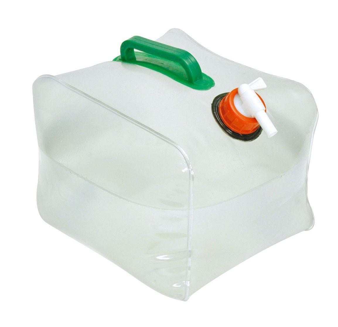 Складная канистра для воды 15 л.