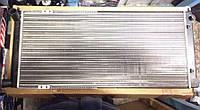 Радиатор охлаждения VW Golf 2 1.6D/TD 675мм 191121253A