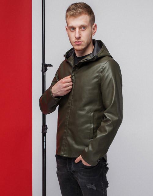 Куртка мужская демисезонная 3341 хаки