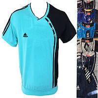 Стильная мужская брендовая футболка Adidas Китай оптом