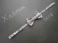 Галстук-бабочка ручной работы от Gorlovikoff