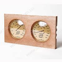 Термогигрометр для сауны Виктер ТГС-7