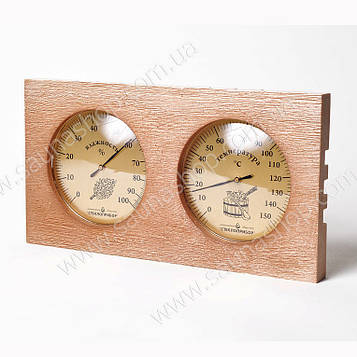Термогігрометр для сауни Віктер ТГП-7