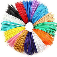 Набор ABS-пластика Люкс для 3d-ручки, 15 цветов, eXtra Large, фото 1