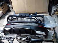 Обвес Mercedes GLC AMG X253