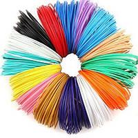 Набор ABS-пластика Люкс для 3d-ручки, 12 цветов, Large, фото 1