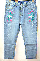 Teipo Jeans женские джинсы (M-XL/5ед.) Весна 2018, фото 1