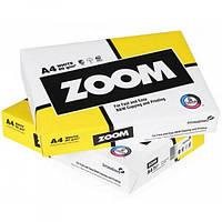 Бумага офисная А4, ZOOM, 80 г/м2, 500 листов класс C