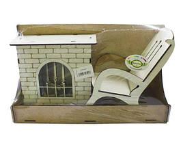 Деревянная мебель для кукол и кукольного домика (Украина)