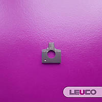 Радиусные сменные пластины Leuco с 2 режущими радиусами