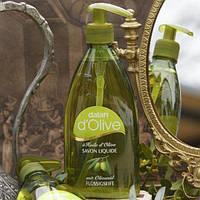 Жидкое мыло Dalan d'olive 400мл. Оливковое (Натуральное)