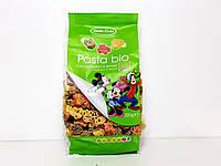 """Итальянские детские макароны """"Dalla Costa"""" Pasta Bio Disney (c помидором и шпинатом) 300г"""