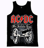 """Майка AC/DC """"For Those About To Rock"""""""