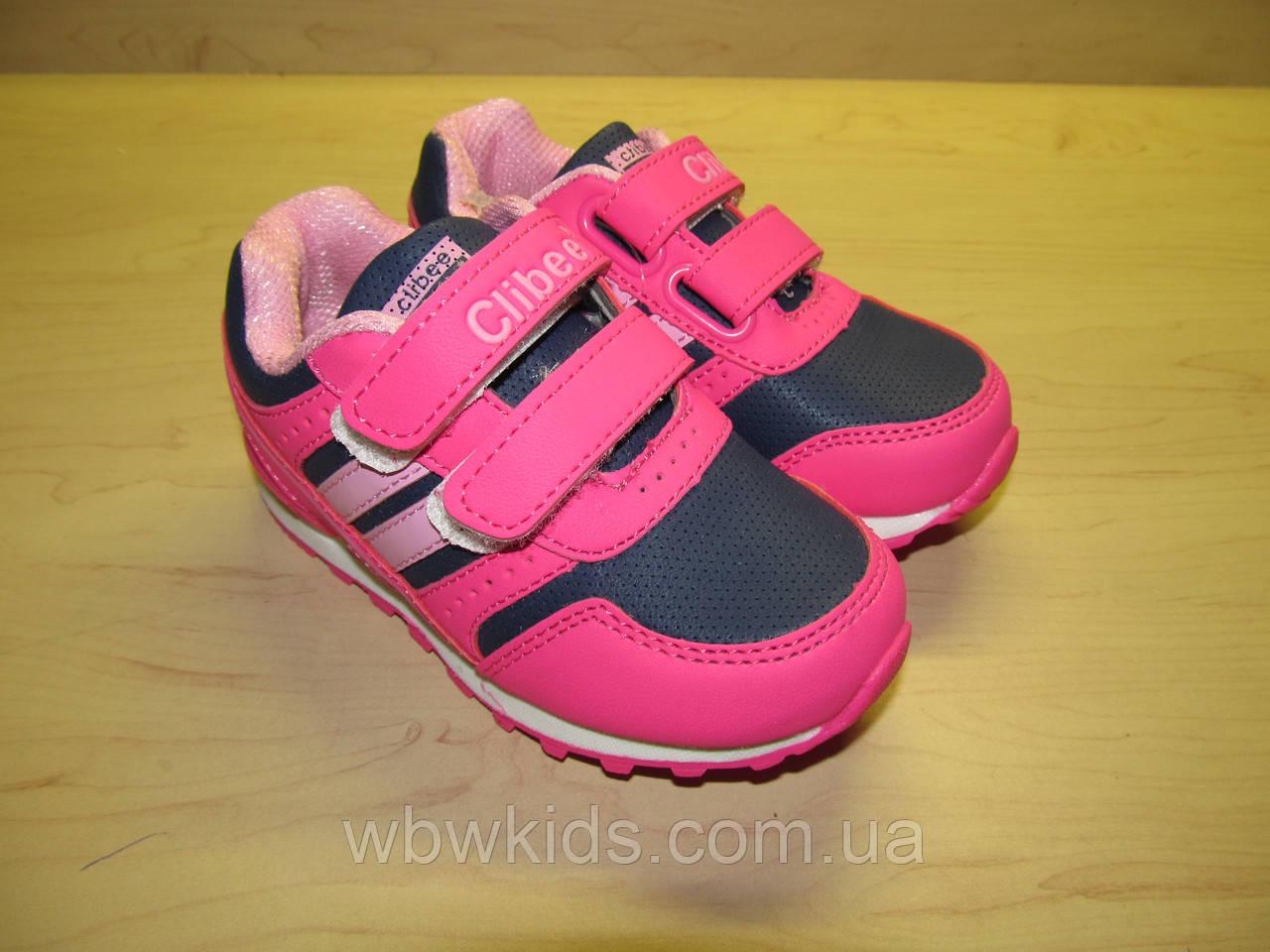 Кросівки Clibee F632 рожеві 23 р.  продажа 3b627300587c1