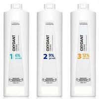 Косметический крем пероксид L'Oreal Professionnel Oxydant 1000 мл 6%