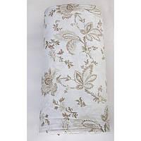 Ткань ранфорс premium Турция - Vivien V1 бежевый 4532 - k5, k9 (220 ширина)