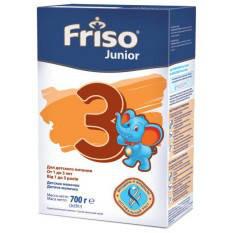 Детское молочко Friso 3 Junior, 350 г
