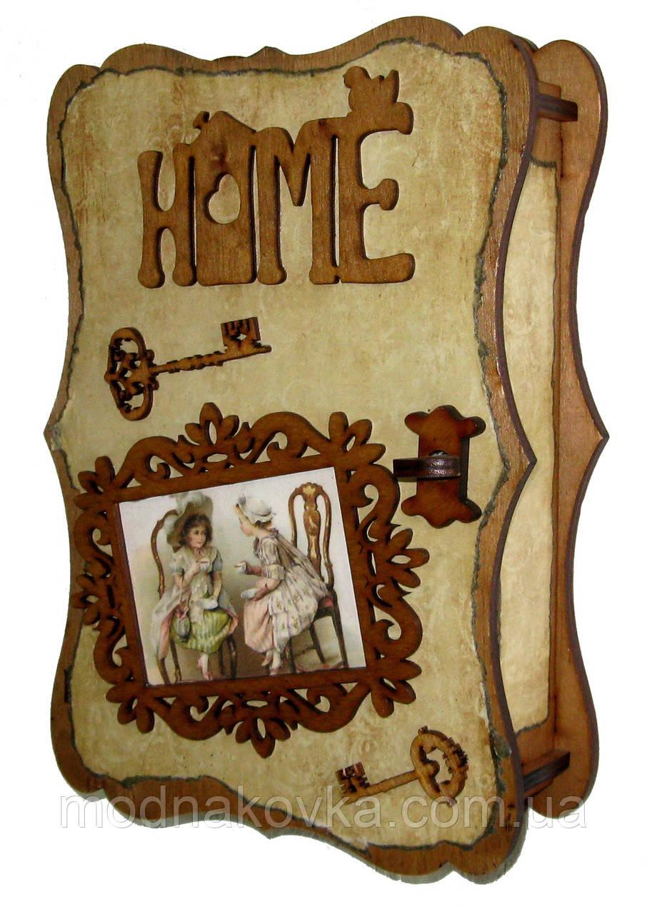Ключница Винтаж Home