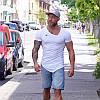 """Чоловіча футболка """"Body Engineers"""" біла, фото 4"""