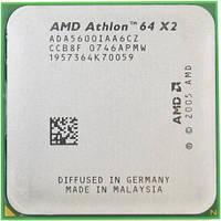 Процессор AMD Athlon 64 X2 5600+ (2800MHz, сокет AM2) ADA5600IAA6CZ