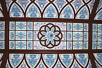 Орнаментальная роспись стен, фото 1