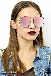 Cолнцезащитные женские очки реплика MARC JACOBS розовые