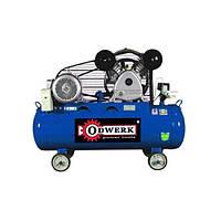 Компрессор Odwerk TW-4120 ременной (4 кВт, 600 л/мин, 120 л)