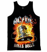 """Майка AC/DC """"Hells Bells"""""""