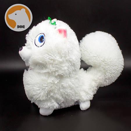 Собачка Шпиц Гиджет мягкая игрушка