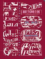 Sketchbook. Скетчбук. Мистецтво простої каліграфії. Експрес-курс рисування
