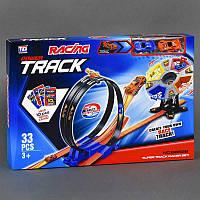 Автотрек №23 для детей. Детский авто трек гоночный с машинками