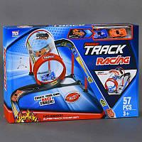 Автотрек №24 для детей. Детский авто трек гоночный с машинками