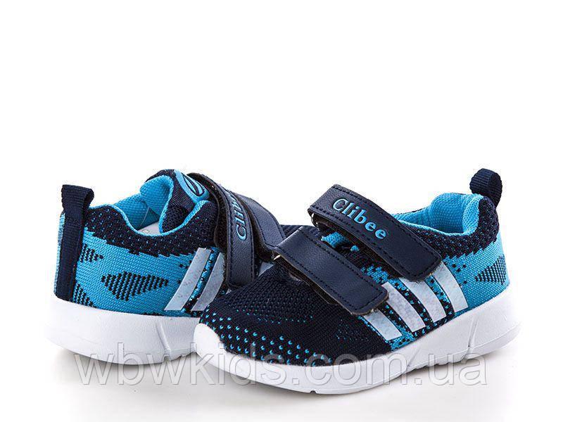 Кросівки Clibee K204 сині 21 р.  продажа 3d1c658284543