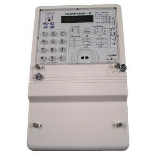 Счетчик электроэнергии СТК3-10Q2T4Mt 3х57.7/100В 5(7.5)А трехфазный многотарифный