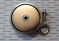 Двухсторонний поисковый неодимовый магнит на F2*400 кг Польша