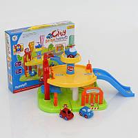 Гараж, парковка, игровой набор для детей от 1 года