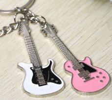 Парные брелки для влюбленных - Гитары