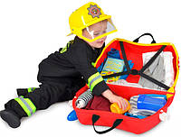 Планируете отпуск? Не забудьте купить детский чемодан вашему ребенку!