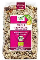 Органические мюсли тропические, Bio Planet, 300 гр