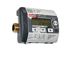 SEMPAL СВТУ-11Т RP DN40 теплосчетчик ультразвуковой с автономным питанием.