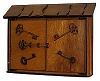 Ключница деревянная Большая, фото 1