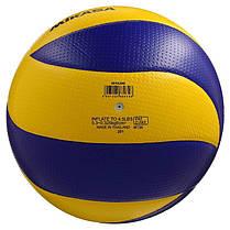 Волейбольный мяч Mikasa MVA200, фото 3