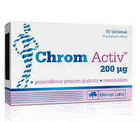 Жиросжигатель Olimp Chrom Activ (60 tabs)