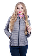 Женская куртка на холлофайбере FINEBABYCAT 1