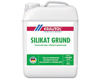Грунтовка силикатная KRAUTOL SILIKAT GRUND глубокого проникновения, 10л