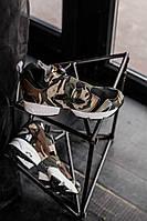 Мужские Кроссовки Reebok Insta Pump Bape, фото 1