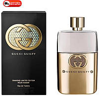 Мужская туалетная вода GUCCI GUILTY DIAMOND LIMITED EDITION POUR HOMME EDT 90M