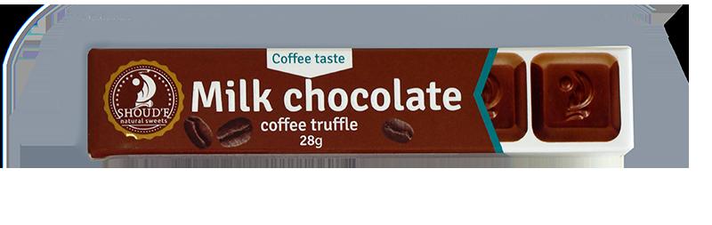 Шоколад SHOUD'E 28 г кофейный трюфель