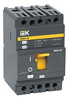 Автоматический выключатель ВА88-32 3Р 100А 25кА IEK