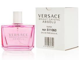 Versace Bright Crystal Absolu (Версаче Брайт Кристал Абсолю), женский тестер , 90 мл